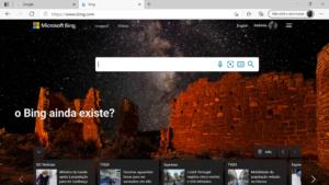 O Bing ainda existe?