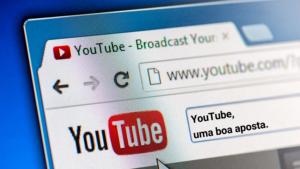 YouTube, uma boa aposta
