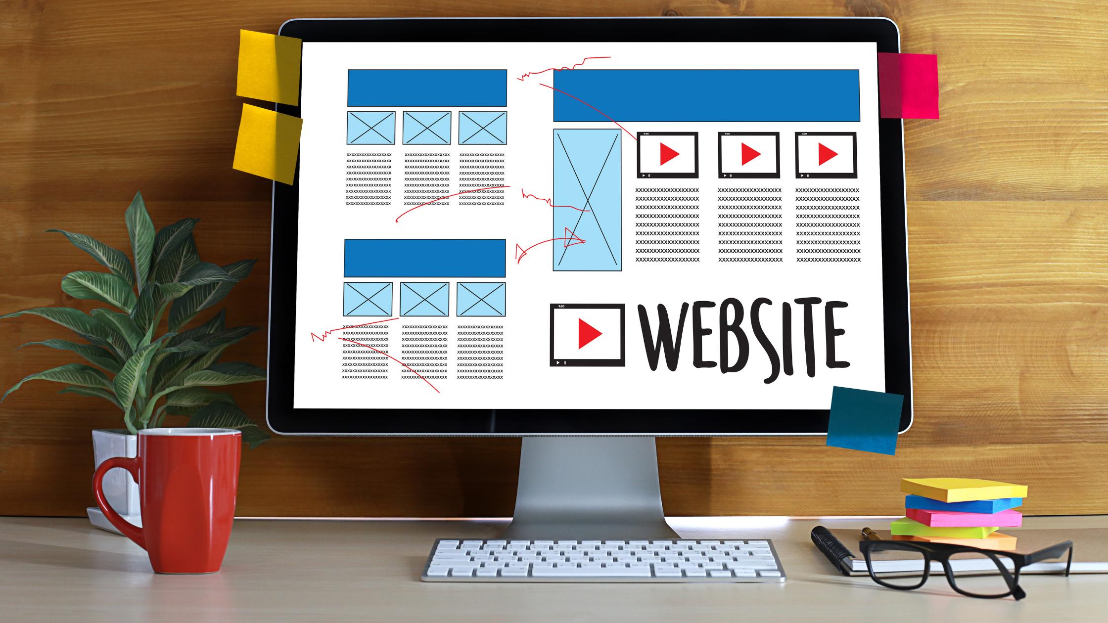 3 razões pelas quais deve ter um website